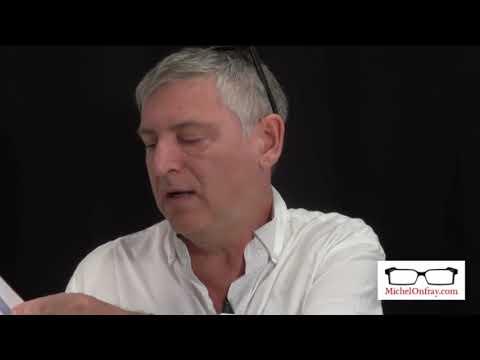 Michel Onfray: Lettre à Manu sur le doigté et son fondement