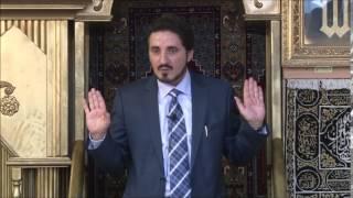 """خطبة  د.عدنان إبراهيم بعنوان """"خطة إنقاذ"""" بتاريخ 15/08/2014"""