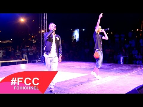 Supriime x l'Mix - Fchichkel Live Performance at FMUD'2014 #