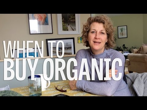 When To Buy Organic Produce