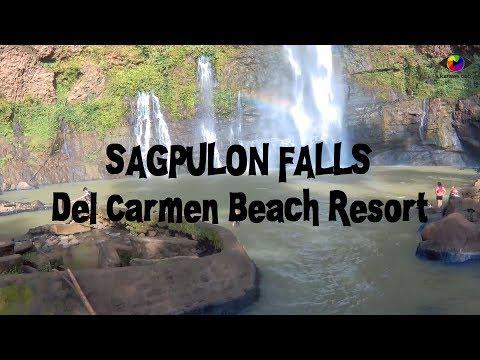 Sagpulon Falls and Del Carmen Beach resort katawa cdo