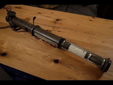 REAKTIVNÍ PROTITANKOVÝ GRANÁT RPG-75