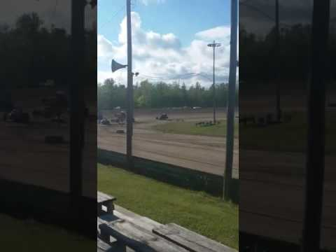 Vintage superstock at Bemidji speedway