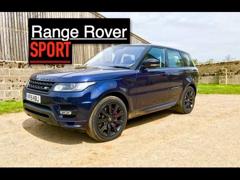 2016 Range Rover Sport SDV8 Review - Inside Lane