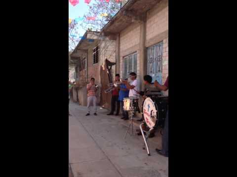 Mexican band, jilotepec MEX