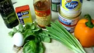 Low Carb Vlog - Episode 2 & Crab Cake Recipe