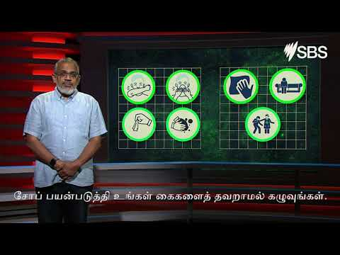Tamil: Coronavirus Information in Your Language | Information Video | Portal Available Online