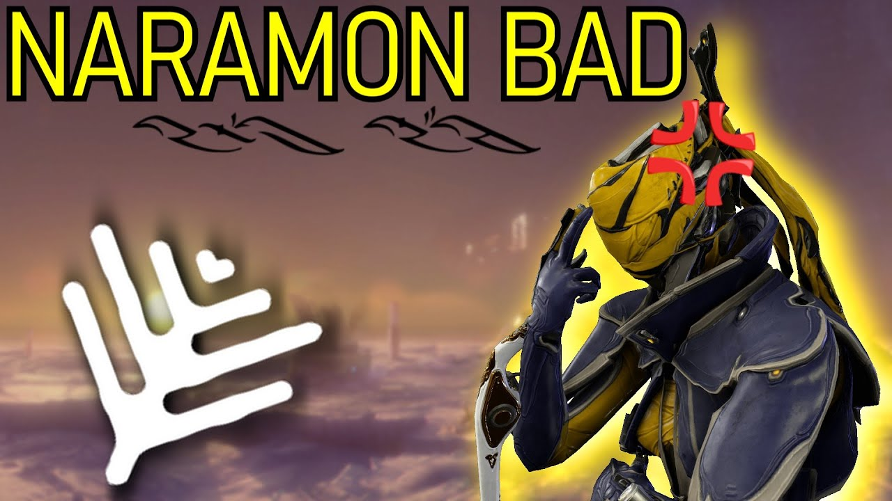 Warframe: Naramon (Focus) Is Awful thumbnail