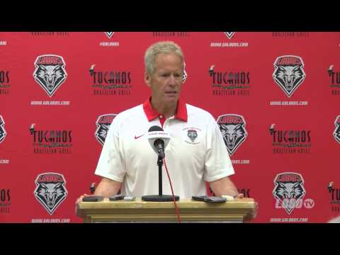 Post-Mississippi Valley State Press Conference