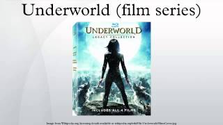 Underworld is a series of action horror films directed by len wiseman, patrick tatopoulos, måns mårlind and björn stein. the first film, underworld, was rele...