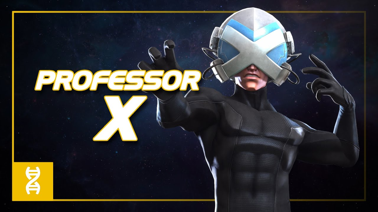Professor X Special Moves | Marvel Contest of Champions