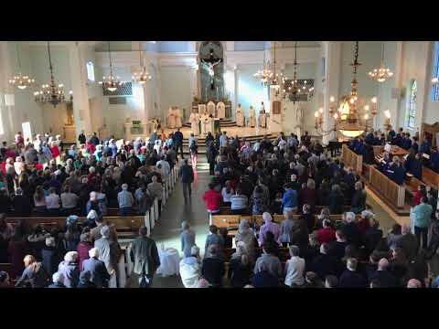 Msgr. Alan F. Detscher (Mass of Celebration) 1/27/19