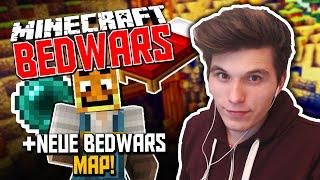 Minecraft BEDWARS ✪ Neue Map MINE | Der Kampf mit der ENDERPERLE!
