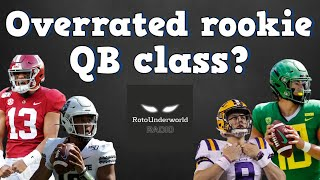 Are the quarterbacks in the 2020 NFL draft overrated?