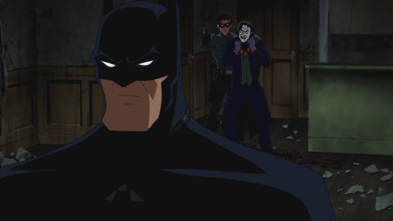 Download Ending -  Batman  Under the Red Hood