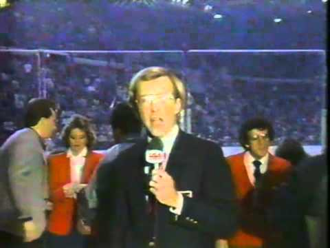 NHL on USA Network Playoffs Opening 1984