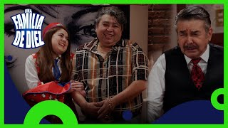 Una familia de 10, Capítulo 6: ¡El novio de Martina! | T4 | Distrito Comedia