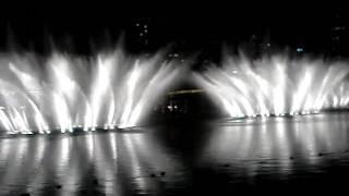 Dubai Water Fountain Show Arabic Music