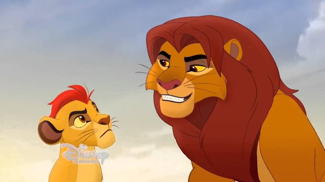 The Lion Guard - Kiara...