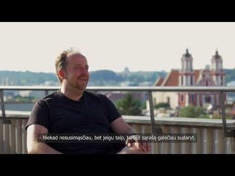 Andriaus Žiurausko interviu su Mantu Bartuševičiumi, ZERO LIVE SHOW