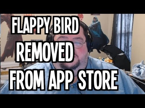 Flappy Bird Game REMOVED from App Store!