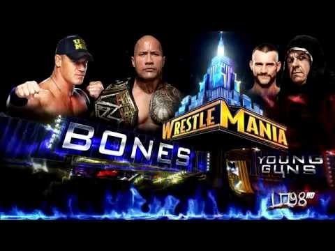 WWE:Wrestlemania 29 Theme Song: