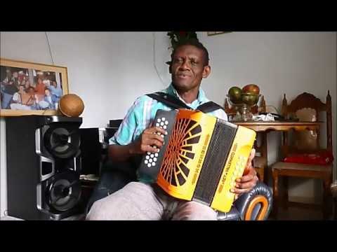 Pedro Abadías, colombian accordionist