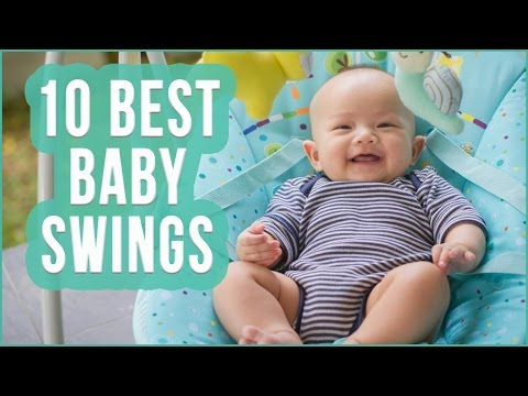 Best Baby Swing 2016? TOP 10 Baby Swings | TOPLIST+