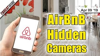 AirBnB Hidden Cameras, Facebook Still Horrible For Privacy - ThreatWire