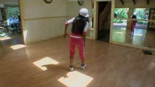 Stomp Dance Lessons : Stomp Dance: Step 14