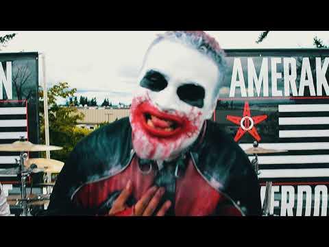 Amerakin Overdose - Cyber Superstar (Official Music Video)