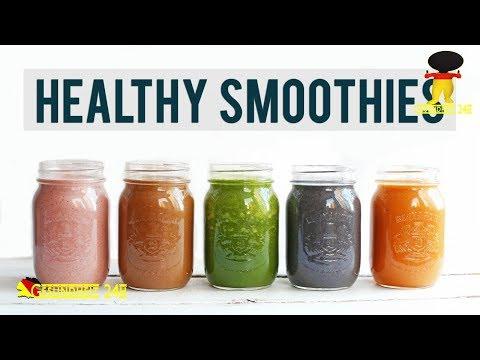 Smoothies – Gesundheit selbst gemacht