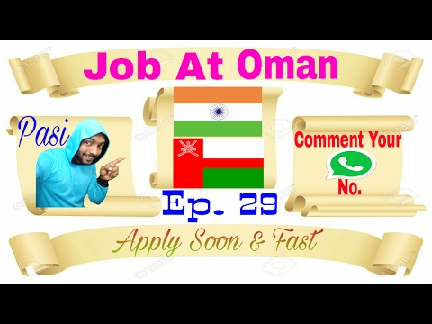 New Jobs At Oman / Dubai/ Tanzania, Best Abroad Jobs Recruiting Agency In India 2017