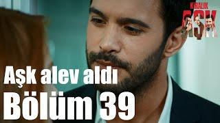 Kiralık Aşk 39. Bölüm - Aşk Alev Aldı