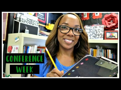 Teacher Vlog: Episode 9 - Conference Week
