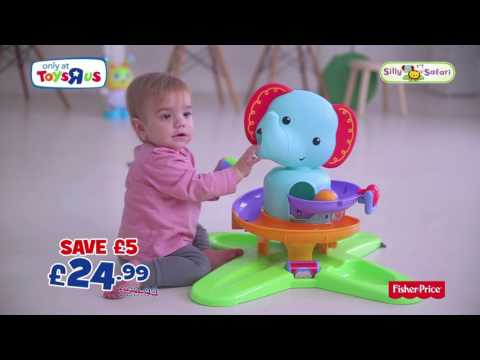 Toys R Us Fisher-Price Silly Safari - Only At Toys R Us