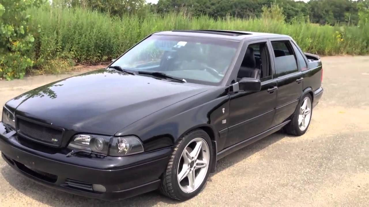 Maxresdefault on 1998 Volvo S70