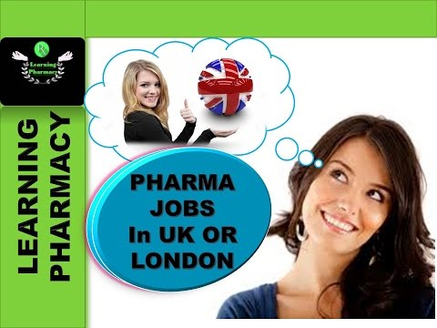 HOW TO BECOME REGISTERED PHARMACIST IN UK OR LONDON