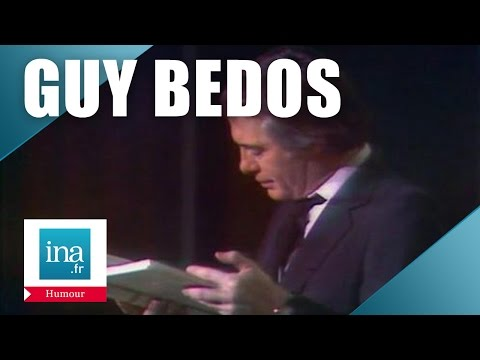 "Guy Bedos ""Le dictionnaire médical"" 