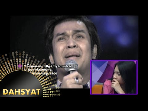 Kesedihan host Dahsyat mengenang Almarhum Olga & Ade Namnung [Dahsyat 2500] [12 Nov 2015]