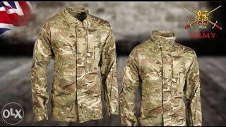 Камуфляж-Парка,Китель,Штаны-(MTP.DPM мультикам) одежда для копа(, 2016-03-28T18:30:41.000Z)