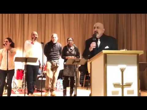 Lower East Side Fellowship Sunday Celebration Service-  January 8, 2017