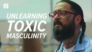 Preventing Prison Recidivism By Unlearning Toxic Masculinity
