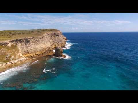 Guadeloupe 2017 by drone