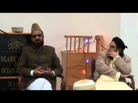Mufti Muneeb Ur Rehman - Eid Milad un nabi Masjid Al Mustafa Toms River New Jersey 2013