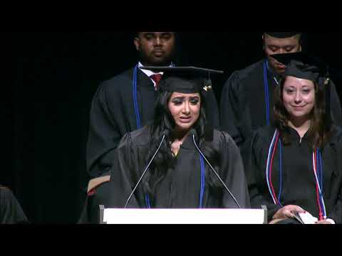 2019 MBA Commencement Speech Neethi Johnson Ohio State Fisher