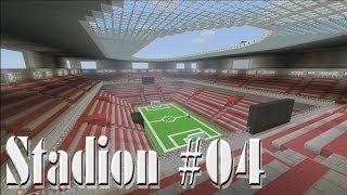 Minecraft Wir bauen ein Stadion #04*[HD] Ein bisschen durch den Wind