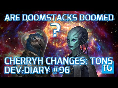 Stellaris Dev Diary #96 DOOMSTACKS & SHIP DESIGN Cherryh 2.0 Changes to Ship Design, Armor, ...