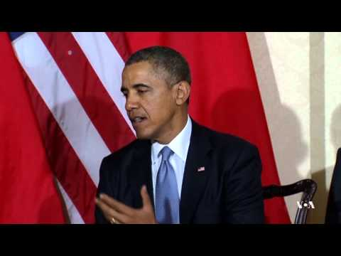 Obama's Europe Trip Aimed at Isolating Russia