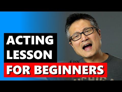 Essential Acting Lesson for Beginners | Making Strong Choices